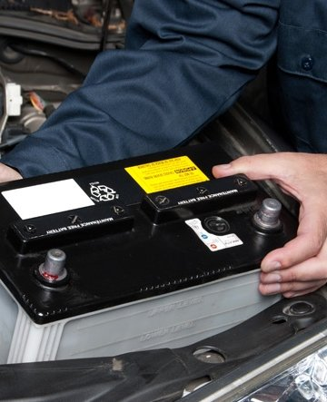 Automotive batteries in the Illawarra