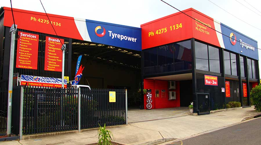 Wollongong City Tyrepower