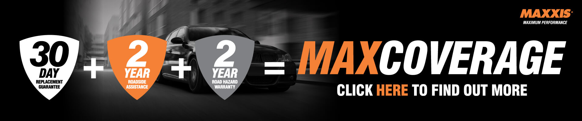 Maxxis Banner