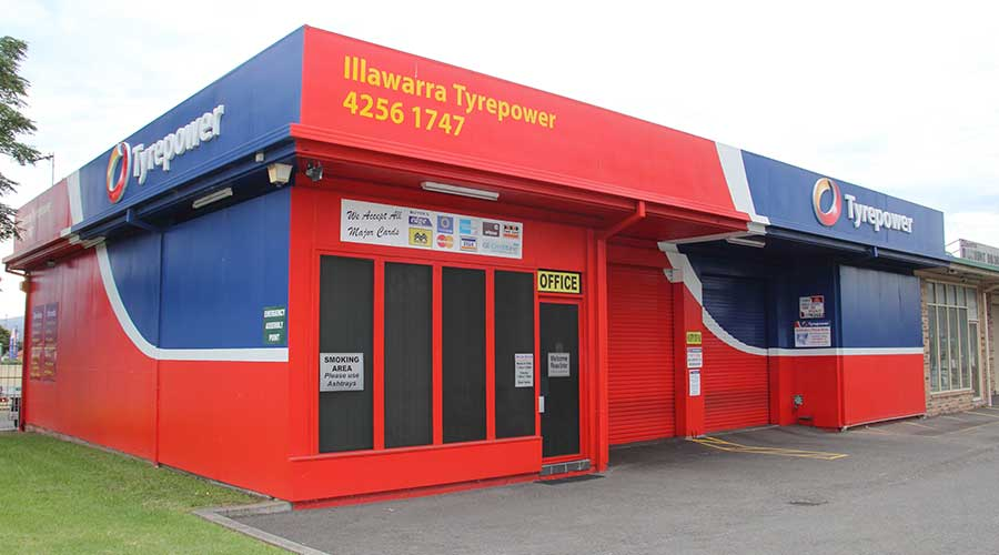 Shellharbour City Tyrepower